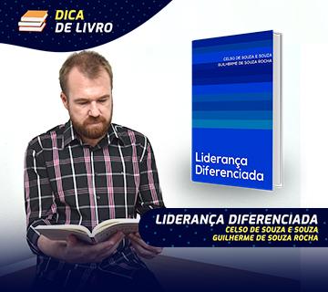DICA DE LIVRO: Liderança Diferenciada