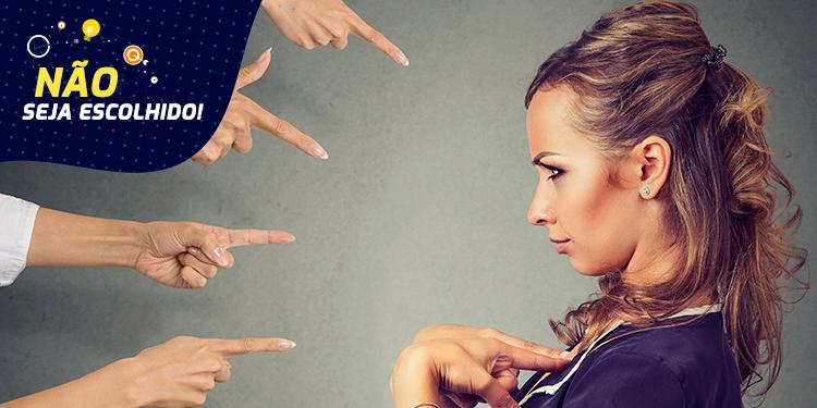 Em uma contratação: Você escolhe ou é escolhido?
